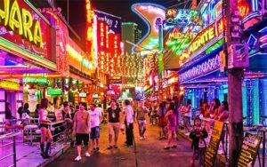 5 reasons why Khaosan is an entertainment source for foreigners